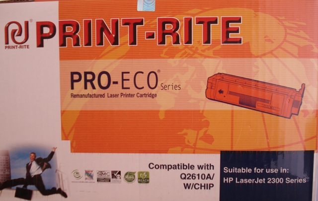 Print- Rite Q2610A Laser Cartridge Black